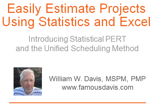 Easily Estimate Projects Using Statistics and Excel
